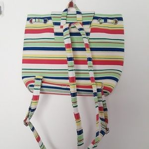 Festival Bags - Backpack Purse and Changepurse Matching Set